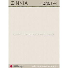 Giấy dán tường ZINNIA ZN017-1