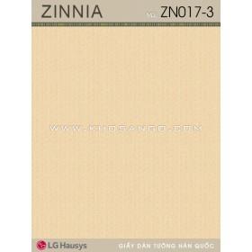 Giấy dán tường ZINNIA ZN017-3