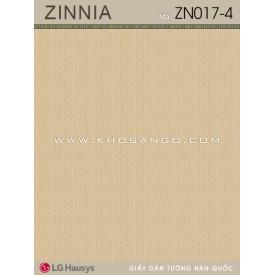 Giấy dán tường ZINNIA ZN017-4