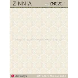 Giấy dán tường ZINNIA ZN020-1