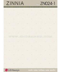 ZINNIA wallpaper ZN024-1