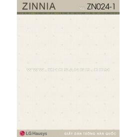 Giấy dán tường ZINNIA ZN024-1