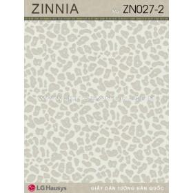 Giấy dán tường ZINNIA ZN027-2