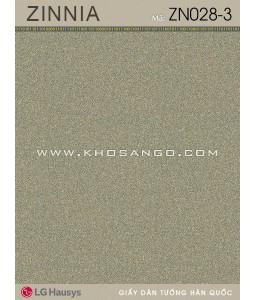 ZINNIA wallpaper ZN028-3