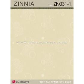Giấy dán tường ZINNIA ZN031-1