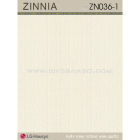 ZINNIA wallpaper ZN036-1