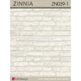 Giấy dán tường ZINNIA ZN039-1