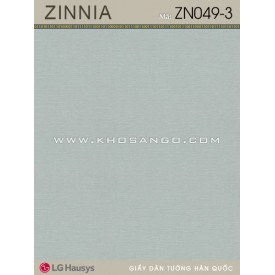 ZINNIA wallpaper ZN049-3