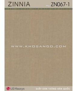 ZINNIA wallpaper ZN067-1