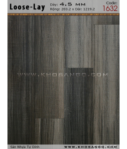 Loose-Lay Flooring 1632