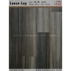 Sàn nhựa Loose-Lay 1632