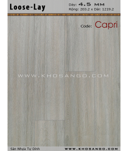 Loose-Lay Flooring Capri