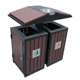 Recycle bin outdoor TRD01-GI
