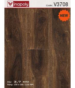 Vinapoly SPC vinyl flooring V3708