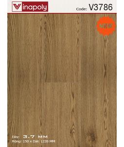 Vinapoly SPC vinyl flooring V3786
