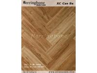 Sàn gỗ Cao Su Xương Cá