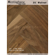 Herringbone Walnut Flooring
