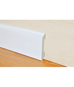 Plastic skirting B8-7