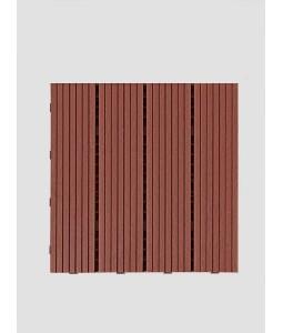 Vỉ Gỗ Nhựa Atwood VDT01-Đỏ