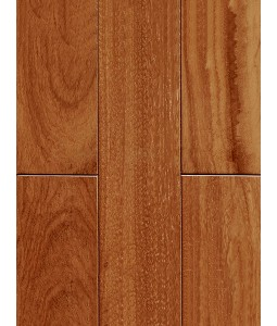Doussie hardwood flooring 450mm
