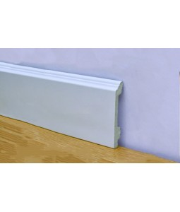 Plastic skirting B8-7-120