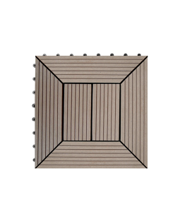 Decking Tile DT05-6 Coffee