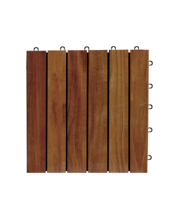 Merbau Hardwood Tiles 6