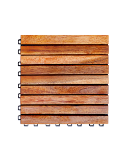 Red Oil Hardwood Tiles