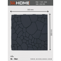 PVC Decking Tiles SL-Black