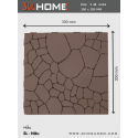 PVC Decking tiles SL-Browm