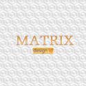 Matrix wall covering