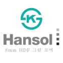 Sàn Gỗ HANSOL Decor 8mm