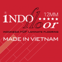 Indo-or Laminate flooring 12mm