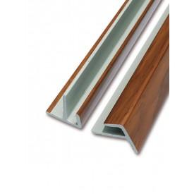 Nẹp nhựa cầu thang CT-302