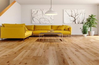 How much does natural wood flooring cost? Experience of buying natural wood flooring