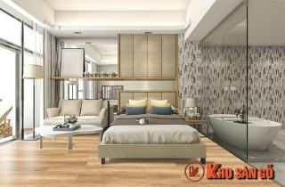 Top 25 mẫu sàn gỗ phòng ngủ tiện nghi