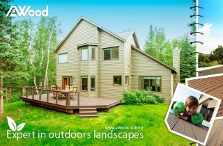 Advantages of AWood composite wood