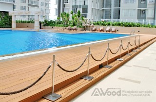 AWood composite wood for modern home