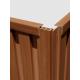 WPC V25x25-Wood