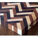 Herringbone Vinyl Flooring