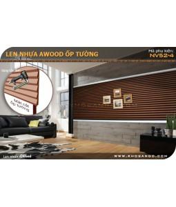 Gỗ ốp tường Awood NV52-4