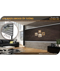 Awood wooden wall NV52-40