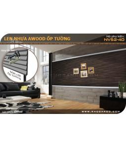 Gỗ ốp tường Awood NV52-40