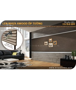 Awood wooden wall NV52-BR