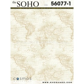 Soho wallpaper 56077-1