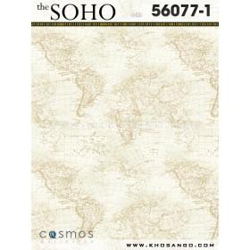 Giấy dán tường Soho 56077-1