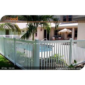 Hàng rào, cổng K14