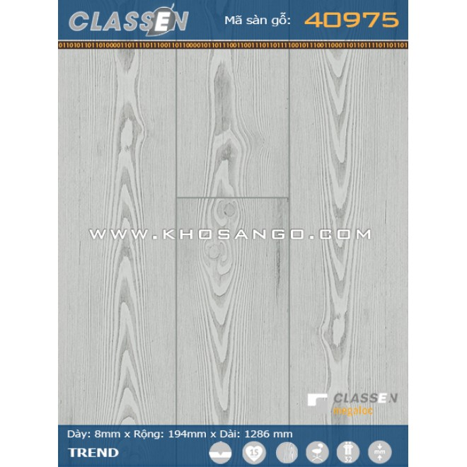 Classen Flooring 40975