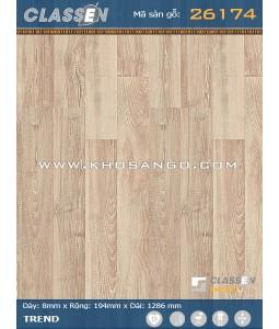 Classen Flooring 26174