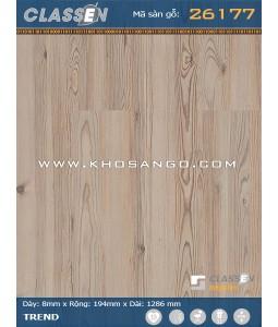 Sàn gỗ Classen 26177